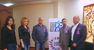 PLEDGE TO FIGHT AGAINST CANCER
